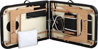 sierra comfort all inclusive portable massage table amazon com sierra comfort all inclusive portable massage table