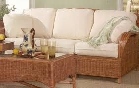 rattan sleeper sofa rattan sleeper sofa siesta key