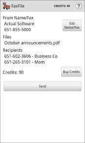 can i fax my resume online faxfile send fax from phone android apps on google play