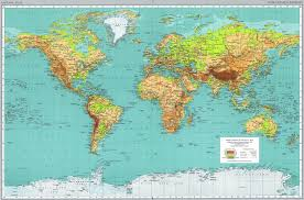 Ural Mountains On World Map by Europe On Emaze