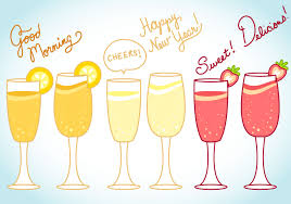 cosmopolitan drink clipart mimosa drink clipart 25