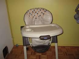 chaise haute graco chaise haute graco à vendre vraiment pas chère les photos sont là