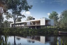 john pardey reveals house on stilts for flood plain news