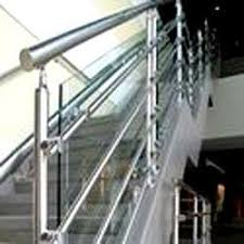 Steel Handrails For Steps Metal Railings Manufacturer From Mumbai