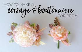 where can i buy a corsage and boutonniere for prom how to make a prom corsage boutonniere afloral