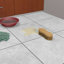 3 ways to clean tile flooring wikihow