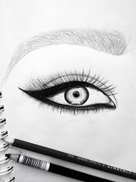 how to draw an eye 40 amazing tutorials and examples eye