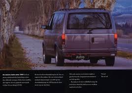 1985 2005 gmc safari chevrolet astro m body platform it rolls