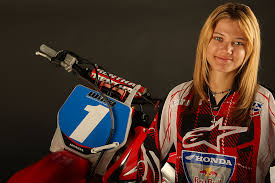 pro female motocross riders ashley fiolek to compete in portugese wmx gp transworld motocross