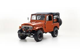 vintage toyota jeep 1972 toyota land cruiser fj40 the fj company reveals latest project