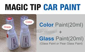 magic tip car paint touch up scratch remover coat for hyundai 2014