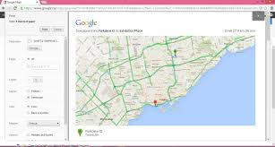 How To Make A Route On Google Maps by Tips To Print New Google Maps Technek