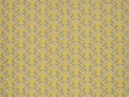 iliv scandi birds mustard fabric iliv fabric