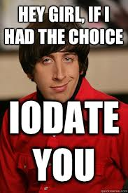 Howard Wolowitz Meme - hey girl if i had the choice iodate you howard wolowitz quickmeme
