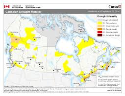 Map Of Ontario Canada by Farming In The Face Of Climate Change Tvo Org