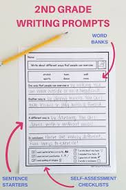 writing paper 2nd grade 108 best second grade writing ideas images on pinterest writing differentiate your writing instruction with these second grade writing prompts every prompt has different options