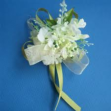 boutonniere flower wedding flower boutonniere for the groom artificial silk hydrangea