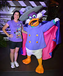 California Costumes Characters Love Characters Darkwing Duck
