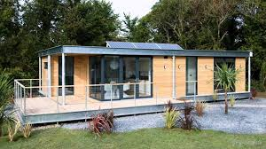 modern prefab guest house studio sprout prefab homes floor