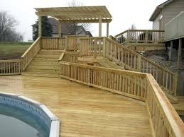 deck kits for mobile homes xready decks porch 3 front porch on