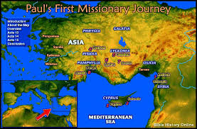 paul at antioch of syria paul s journey bible