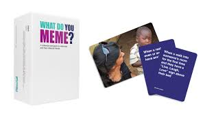 Meme Card Game - this meme card game will make you say me gusta
