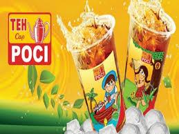 Teh Poci contoh usaha franchise yang menguntungkan