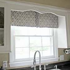 diy kitchen window curtain youtube