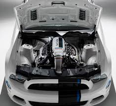 ford mustang cobra jet engine ford mustang cobra jet concept goes turbo at sema