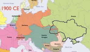 Map Of Eastern Europe And Russia by Rooted In Eastern Europe