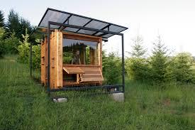 writing studio next to nature http freshome com writing studio