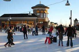 the ice rink opens visit loveland
