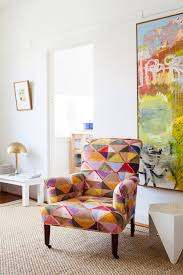 Reupholster Arm Chair Design Ideas Armchair Fabric By Edit Painting By Maestri Sydney Home Of