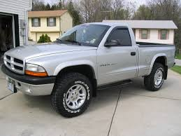Lifted Dodge Dakota Truck - maximum size tires without a lift dodge dakota forum