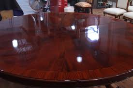 Large Round Dining Room Tables Extra Large Round Dining Room Tables Beautiful Pictures Photos