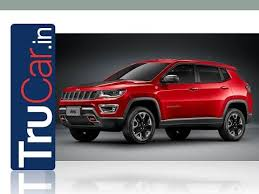red jeep compass interior 2017 jeep compass revealed in india exterior interior price