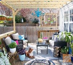 Creative Patio Furniture by Outdoor Furniture Decorating Ideas Patio Deck Decorating Ideas