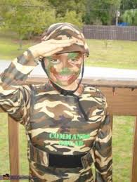 an army costume for kids army costumes pinterest army