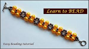 bead bracelet design images Learn beading bracelets how to make a beaded bracelet in 10 jpg