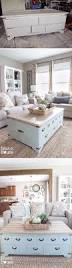 Refinishing Coffee Table Ideas by Best 20 Coffee Table Makeover Ideas On Pinterest Ottoman Ideas