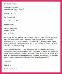 resignation letter for nurses resignation letter sample
