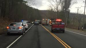 one dead after head on crash on route 44 in canton nbc connecticut