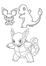 pokemon squirtle coloring pages coloring pages coloring home