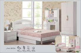 Kids Furniture Stores White Pink Princess Children Bedroom Furniture Children Wardrobe