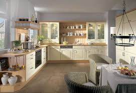 the ideas of decorating kitchen with two tone kitchen cabinets