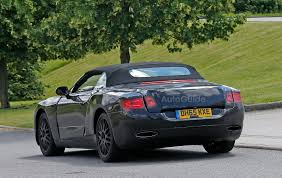 bentley green bentley continental gtc spied testing again autoguide com news