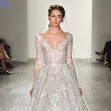 lazaro wedding dresses fall 2017 bridal fashion week brides