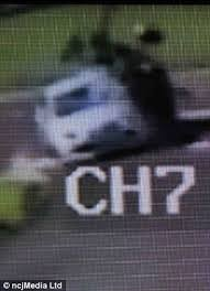 moment biker u0027s body was shattered in horror crash with oncoming