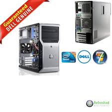 dell precision t1600 xeon e31245 3 30ghz 8gb 2x4gb 1tb hdd