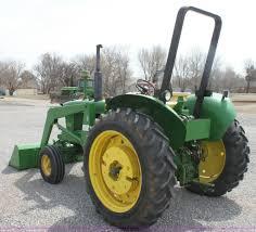 1961 john deere 3010 tractor item f8719 sold april 24 a